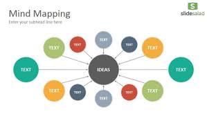 Google Slide Template Download Mind Mapping Diagrams Google Slides Presentation Template