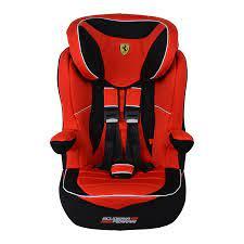 Nania Ferrari I Max Sp Child Car Seat Child Seat Group 1 2 3 9 36 Kg Child Car Seat Amazon De Baby