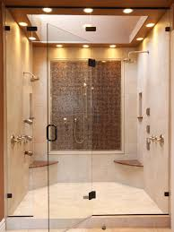 traditional shower designs. Various Dual Shower Designs : Traditional Bathroom Walls Floor And On The