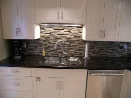 black glass backsplash kitchen glass tile also granite with painted black glass tile kitchen backsplash