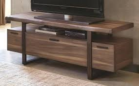 Interesting Industrial Tv Stand Low Profile Product Diy Rustic  Rustic Industrial Tv Stand32