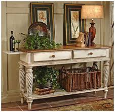 wilshire sideboard w 2 drawers antique white finish