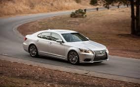 2013 Lexus LS 460 First Drive - Motor Trend