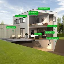 Bill Gates Smart House Technology On Interior Design Ideas With K - Bill gates interior house