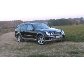 2005 Kleemann E-Class Is the Only Mercedes Allroad Estate ...