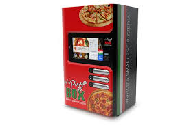 Vending Machine Food Fascinating Fast Food Vending Machines The End Of Restaurants Or A 48 Tech