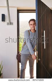 Endearing Walking Through Front Door and Walking Through Front Door