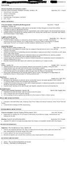 Big 4 Internship Resume Critique Http Imgur Com Xeid7jh Accounting