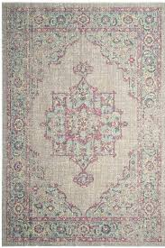 light blue and gray area rug pink mercury row reviews rugs