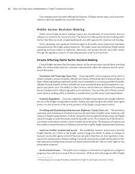 section freight transportation decisions and considerations  page 14