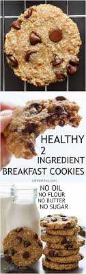 Check spelling or type a new query. Breakfast Cookies Healthy 2 Ingredients Cafe Delites