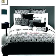 black and white duvet covers queen dffe wth ng curtns