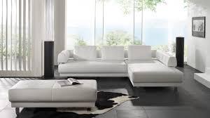 Wonderful White Minimalist Sofa Designs For Living Room