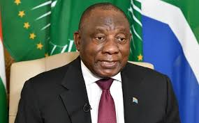 The address follows meetings in recent. Full Speech Cyril Ramaphosa S Human Rights Day Address