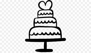 wedding cake clipart black and white. Brilliant Cake Wedding Cake Birthday Bakery Clip Art  Wedding On Cake Clipart Black And White