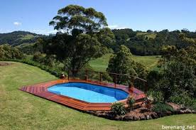 Swimming Pool Maintenance Guide For Fiberglass Above Ground Pool