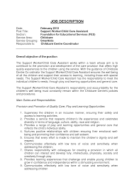 Daycare Director Resumes Daycare Assistant Resume Template Director Example Teacher
