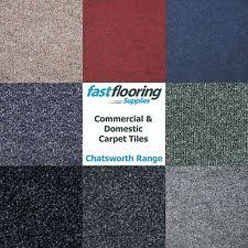carpet ebay. quality carpet tiles 5m2 box - commercial / domestic retail office flooring ebay