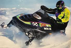 1994 arctic cat zr 580