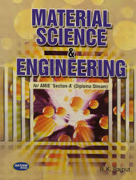 Material Science And Engineering: R. K. Rajput: 9788185749686 ...