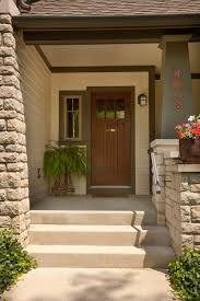 craftsman front doorBeyond The Door