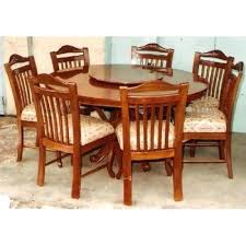 solid oak round dining table 6 chairs fresh 6 chair dining set small size a seat