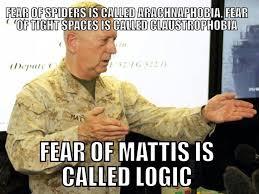 Mattis Quotes Simple 48 Of The Best General Mattis Memes USMC Life