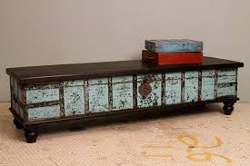 Turquoise combo coffee table dougandcristydesigns. Distressed Trunk Coffee Table Ideas On Foter