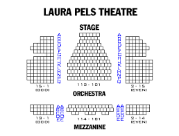 Image Result For Laura Pels Theatre Seating Chart Theater