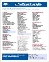 benefits list
