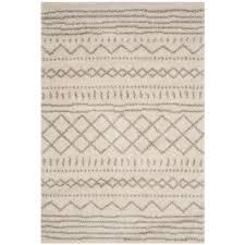 safavieh arizona ivory beige 8 ft x 10 ft area rug