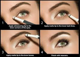 you makeup how to make your eyes look bigger without making them look too dark for