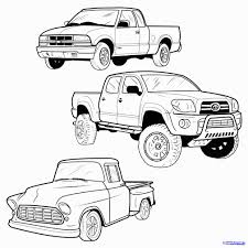 The images collection of line drawing drawn delivery service stock isuzu pickup trucks line drawing drawn