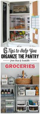 how to organize the pantry title small pantry organization ideas