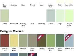 Mastic Siding Color Chart Norahomedecor Co