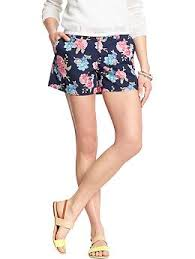Womens Patterned Shorts Mesmerizing Womens Patterned Poplin Shorts 48 LookBook Pinterest Shorts