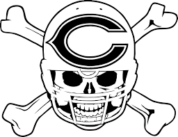 Show them your love and affection and let them show their artistic and creative sides. Chicago Bears Coloring Pages Coloring Home
