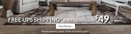 silver striped area rugs free ups on all rug purchases of 49 or more