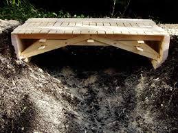 foot bridge timber bridge design