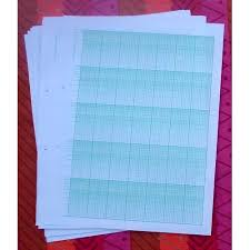 Semi Log Graph Papers View Specifications Details Of Graph Paper