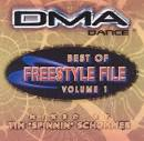 DMA Dance: Best of Freestyle File, Vol. 1