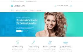 Dental Office Website Design Awesome Top 48 Best Dentist WordPress Themes For Dental Clinics