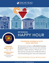 Happy Hour Flyer Givenola Day 2019_ Happy Hour Flyer Photo Image _ Final
