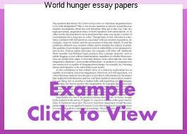 world hunger essay world hunger essay papers custom paper academic writing service