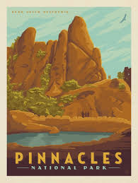 National Parks Posters Anderson Design Group Anderson Design Group 61 American National Parks