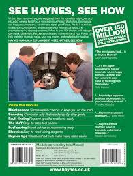 ford focus petrol diesel repair manual haynes ford focus petrol diesel 11 14 repair manual