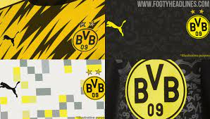 Find the latest borussia dortmund (bvb.f) stock quote, history, news and other vital information to help you with your stock trading and investing. Leak Overview Borussia Dortmund 20 21 Home Away Third Kit Designs Shorts Socks Champions League Balr Info Footy Headlines