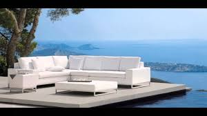 all modern outdoor furniture  youtube