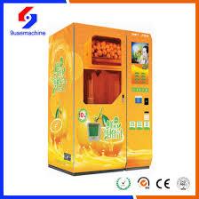 Orange Juice Vending Machine Delectable China Fresh Squeezing Orange Juice Vending Machine For Sale China