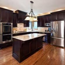 cabinet in kitchen design. Unique Cabinet Mocha Cabinet Kitchen Inside In Design